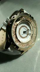 新品未使用海外ノベルティー腕時計CHANEL白