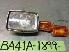 ☆ BA41A スズキ バーディー50 Birdie ヘッドライト ウインカー