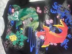 和柄  オリジナルペイント 鯉
