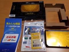美品 New ニンテンドー 3DS LL ハイラル エディション