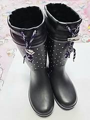 ☆長靴☆ドッド☆19cm☆