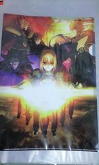 Fate/zero 第四次聖杯戦争展 クリアファイル