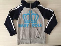BABY DOLL☆暖かパーカー☆130
