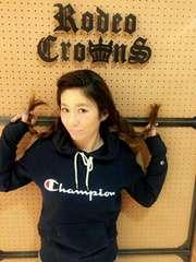 ロデオクラウンズ☆チャンピオンコラボパーカー&スカートセット
