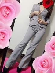 デキる女っ(`・ω・´)♪長期愛用品パンツスーツ★+°