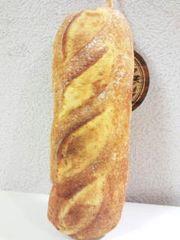 X'masセールリアル/まるでパンみたいなペンポーチオールドフランス