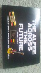 アルフィー ALFEE 1990年 アルフィー展 限定販売 ピンバッジセット