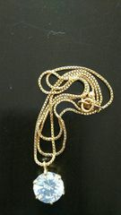 K18ゴールド ネックレス