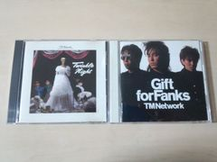 TM NETWORK CD�uGift for Fanks�v�uTwinkle Night�v2���Z�b�gTMN