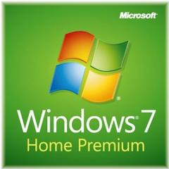 Windows 7 HomePremium 64bit/32bit SP1�K�p OEM��
