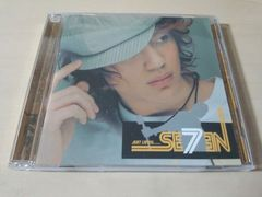 SE7EN CD「Just Listen... Vol.1 1集」セブン韓国K-POP●