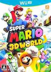 WiiU#スーパーマリオ 3Dワールド 新品