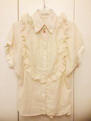 TSUMORI CHISATO(ツモリチサト)ネコシルエットシャツ