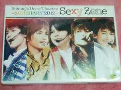 sexyzone DVD summary2012 sexy zone