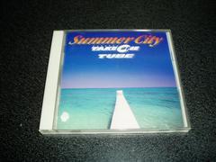 CD「チューブ/サマーシティ~カラオケテイクワン」89年盤 即決