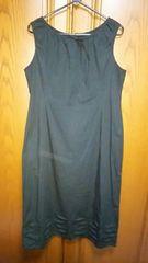 【大きいサイズ】とっても素敵なワンピース♪ジャンバースカート♪マタニティOK