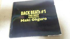 大黒摩季●BACK BEATs #1 THE BEST