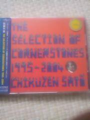佐藤竹善THE SELECTION OF CORNERSTONES 1995-2004