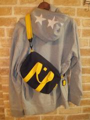 【500個限定生産】マスターピース名作ショルダーバッグ×チョップンロール黒黄色