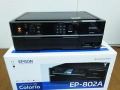 ジャンク品/EP-802A/エプソン プリンター