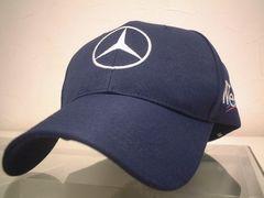 ★激安★West★Mercedes-Benz★キャップ★紺★新品★SALE★