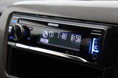KENWOOD U585SD/iPod/USB/SD/CD/FM/AM/付属品有!!