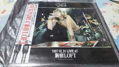 ������1997 10.31 LIVE AT �V�hLOFT��ں-�ށ����g�p�i��
