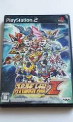 スーパーロボット大戦Z バンダイナムコゲームス PS2