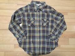 新品★チェックシャツ★Mサイズ★