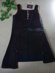 ●Natural Boo● 麻100%オシャレワンピ 110 新品7980円