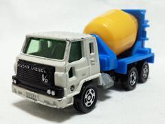 絶版トミカ��53 日産ディーゼル ミキサー車