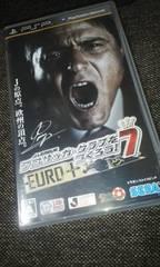 PSP☆プロサッカークラブを作ろう7 EURO+☆