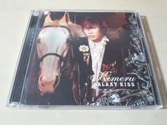 Kimeru CD「GALAXY KISS」テニスの王子様 初回盤DVD付き●