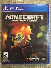 マインクラフト 海外版 PS4 日本語プレイ可能 MINECRAFT