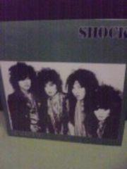 SHOCK●ON THE ROCK アナログミニLP