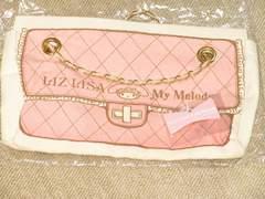 未使用☆LIZ LISA×マイメロディ*2wayチェーンバッグ
