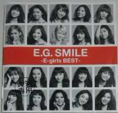 E-girls E.G.SMILE-E-girls BEST-2CD★flower happiness Dream