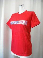 【スーパーラヴァーズ】【アメリカ製】赤のTシャツです