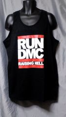 RUN DMC タンクトップ XL 未使用品 hiphop オールドスクール