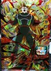 スーパードラゴンボールヒーローズ第2弾SECバーダック:ゼノ