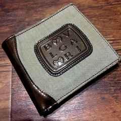 BVLGARI ブルガリ*2つ折り財布 正規品