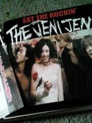 送料無料THE JENI JENI/EAT THE ROCKIN