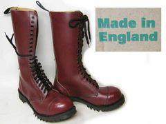 イングランド製 英国製 ゲッタグリップ 20ホール ブーツ7520uk7