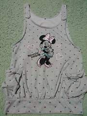 160 minnie mouse サロペット