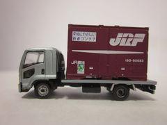 ザ・トラックコレクション第11弾 いすゞフォワートコンテナ車JR19D搭載