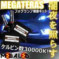 超LED】ノートe-power HE12系/フォグランプHIDキット/H8/30000K