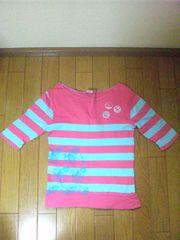 ベティブル エイミー5分袖Tシャツ