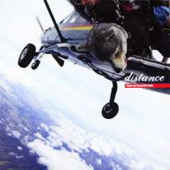 MAN WITH A MISSION「distance」CD+DVD 初回限定盤 1stSINGLE