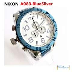 ニクソン A083-BlueSilver ブルーシルバー