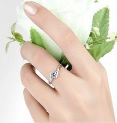 1円〜2.0ct ダイアモンド フリーサイズ リング 8号〜18号 指輪